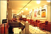 Üst Fuaye - Antre Cafe'ye giriş